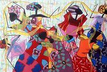 Caribbean Art / by Sandra Raichel