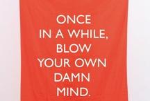 Lovely words...