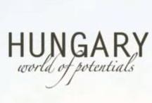 Hungary (Magyarország) / by Angéla