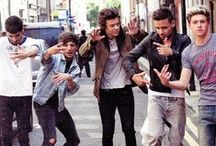 One Direction / Its not obsessive it pure dedication, duh!!! / by Kimberly Diaz