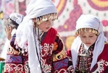 Countries: Tajikistan / by Sandra Raichel
