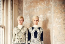 The Art of Fashion / Wonderful, artful fashion I would love to own