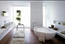 Bathroom / Ideer til drømmebad