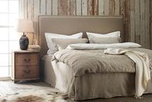 Master bedroom / Ideer til soverommet
