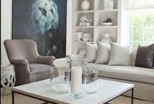 Livingroom / Ideer til stua
