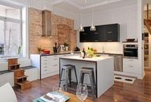 Kitchen / Drømmekjøkkenet