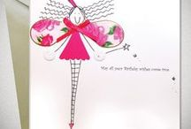 Fairy, fabulous fun / Everything fairy from contemporary greeting cards to fancy frames