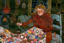 Quilting and Wool / by Laura Brown-Cano