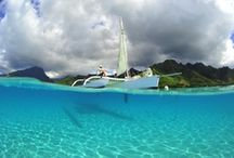 Pacific Travel Destinations / Places to go as a tourist in the beautiful pacific region.
