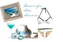 Itzy Beachy Style Ideas. / Styling ideas for Itzy Beachy's  swimwear....