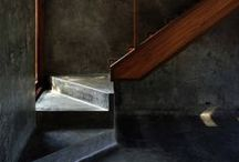 Stairs / scale interne ed esterne