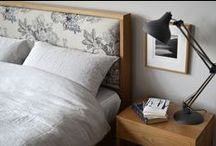 Bedroom: Accessories / The finishing touches for a truly stylish bedroom - from bedside lamps to throws and cushions!