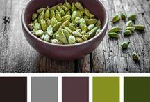 Colors / Paleta de colores, Colors palettes, Pantone color, color-paints, colores