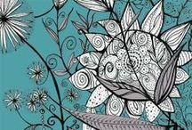 Drawing & Painting / Dibujos, Garabatos, Libretas de dibujo, Caricaturas,  Illustration, Painting & Drawing, draw, illustration, art