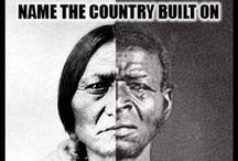 War, Slavery, Racism from the past