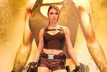 Alison Caroll Lara Croft Tomb Raider