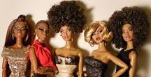 Dolls  - Dolls whit dark skin