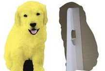 Dog stuff / Things we make with dogs in, things we like with dogs in, dedign, illustration, art.