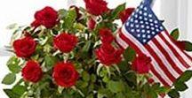 Envia un presente el 04 de Julio a Estados Unidos!!!! / Si deseas enviar un presente a alguien, con FTD! allí estaremos!!!  www.floresdelalma.com.ar 0116 158 4799/ 011 4582 3943 (Las imágenes expuestas son a modo ilustrativo, ya que de acuerdo al país a entregar el presente, se modificarán los jarrones, los productos alimenticios y sus marcas.)