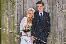 Winter, Schnee, Eis - Hochzeit