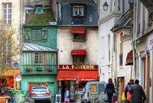 Paris, ses coins et recoins