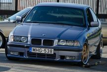 BMW / E36 coupe 320i