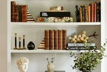 bookcases and sideboards