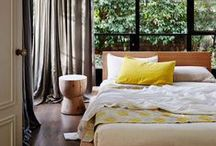 Summer Bedrooms / Creating the perfect fresh and sunny bedroom for spring-summer.