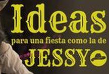 Tu quince como el de JESSY / ¿Quieres ideas para tu quinceaños? Checa este tablero donde puedes encontrar ideas para un quince años country como el de Jessy.