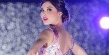 Tendencia en Vestidos 2018 / ¿Este año harás tu fiesta de #XV? Ve este tablero con los más lindos vestidos que se presentaron en pasarela de #ExpoQuinceañera en su edición pasada en Cintermex.