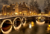 Amsterdam and the Netherlands / by Margreet Huizing