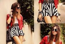 Stylishly Inspired / Styles That Inspire Me / by Ziyyah Zelle