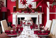 Christmas Decor + Party