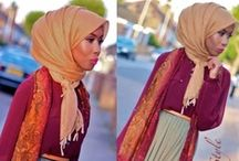 *Hijabi Style* / by Ziyyah Zelle