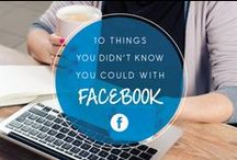Facebook / Providing you with tips, tricks & Infographics about Facebook.