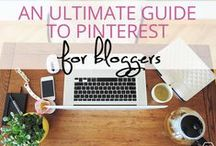 Pinterest / Tons of tips, hints & infographics to help you build you maximise Pinterest.