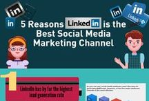 LinkedIn / Tips, hints & infographics for LinkedIn