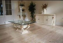 Ivory Veincut Travertine / Ivory Veincut Travertine