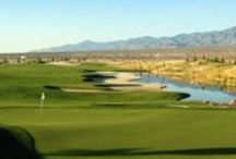 Mountain Falls Golf Club / 5001 S. Clubhouse Drive Pahrump, NV 89061 775.537.6553 http://bit.ly/1bpvKqJ Eighteen Holes designed by #Nicklaus Design Group and #CalOlson #Design. Located only 45 minutes from #LasVegas, the superior course conditioning and consistent playing surfaces provide for a great #golfing experience with exceptional year round play and a #world-class practice facility.   www.mountainfallsgolfclub.com