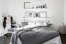 BEDROOM / Bedroom inspo