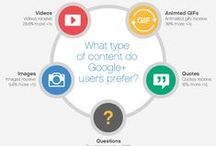 Google + / Tips, tricks & infographics to build a successful Google + profile