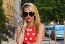Minnie Mouse / Who doesn't love Minnie Mouse!?  Loving all of these Minnie inspired fashion trends.