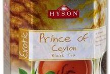 ČAJE HYSON, Černý Sypaný  / Pride of Ceylon tea