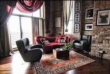 Inspiraciones e ideas / Ambientes y muebles de tendencia que te sirvan para dar un toque único a la decoración de tu hogar.