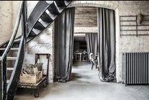 Interior vintage / dekoracje wnetrz