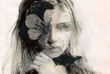 Deco prints / Obrazki deku