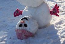 Party - Winter Schnee