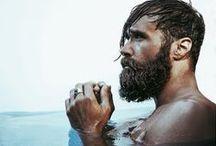 Trucos para hombres con barba