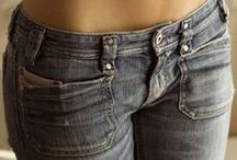 Jeans, laces and little sex