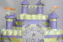 Diaper cakes e simili